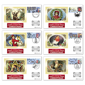 2018 Christmas Generic Sheet BSSP Set
