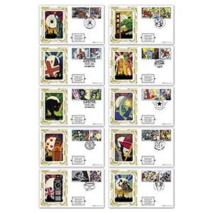 2019 Marvel Generic Sheet BSSP Set