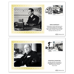 2019 D-Day Retail Booklet BSSP Set