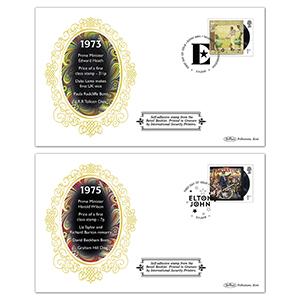 2019 Elton John Retail Booklet BSSP Set