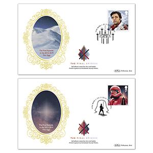 2019 Star Wars Retail Booklet BSSP Set