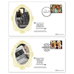 2020 Coronation Street Retail Booklet BSSP Set