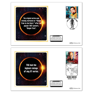 2020 Star Trek Retail Booklet BSSP Set