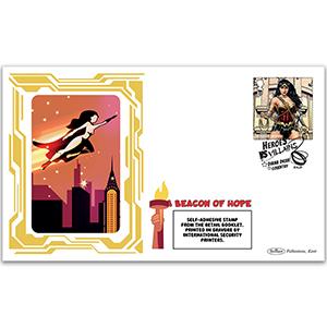 2021 DC Collection Wonder Woman Retail Bklt BSSP - Wonder Woman