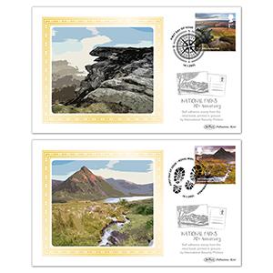 2021 National Parks Retail Booklet BSSP Set