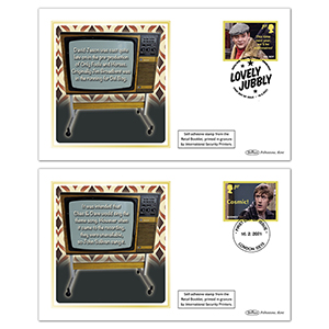 2021 Only Fools & Horses Retail Booklet BSSP Set