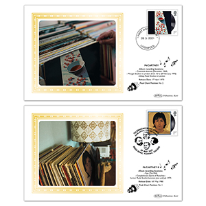 2021 Paul McCartney Retail Booklet BSSP Set