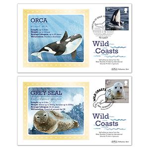 2021 Wild Coasts Retail Booklet BSSP Set