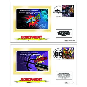 2021 DC Collection Batman Retail Bklt BSSP Set