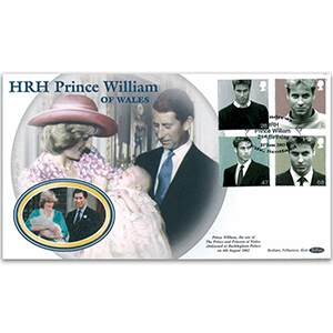 2003 Prince William's 21st Cover - St. Andrew's, Fife