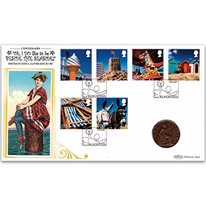2007 Beside the Seaside Coin Cover
