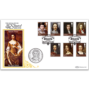 2010 House of Stuart Coin Cover