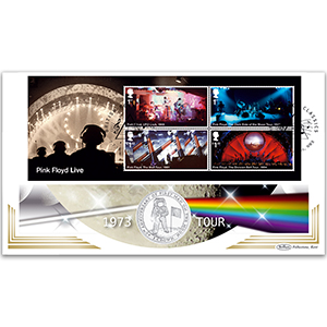 2016 Pink Floyd M/S Coin Cover