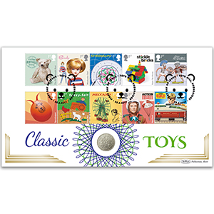 2017 Classic Toys Coin Cover