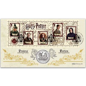 2018 Harry Potter M/S Coin Cover