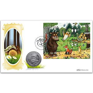 2019 The Gruffalo M/S Coin Cover