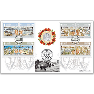 2019 D-Day Special Coin Cover