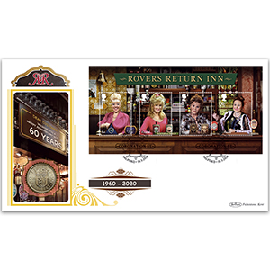 2020 Coronation Street M/S Coin Cover