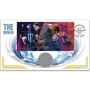 2020 Star Trek M/S Coin Cover
