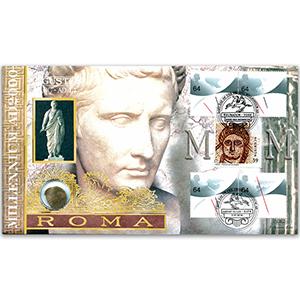 1999/2000 Millennium Coin Cover