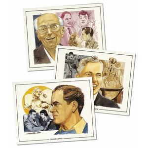 Famous Film Directors 1992 Large format (CDZ300) Set of 20