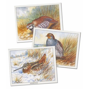 Game Birds (E270) Set of 6 Cards