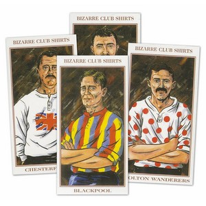 Bizarre Club Shirts (PN17) Set of 10 cards