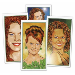 Nicole Kidman (PN3) Set of 10 cards
