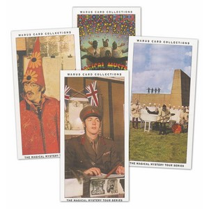 Beatles Magical Mystery Tour (RC117) Set of 10 cards