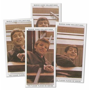 Beatles Please Please Me (RC118) Set of 10 Cards