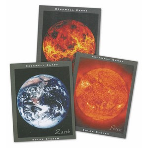 Solar System (RC156) Set of 10 cards