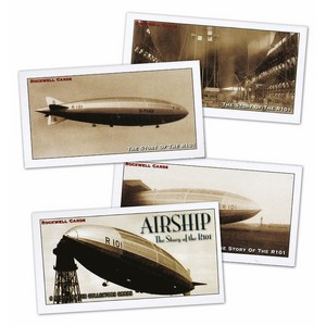 Airship - The Story of the R101 - Small (RC171) Set of 10