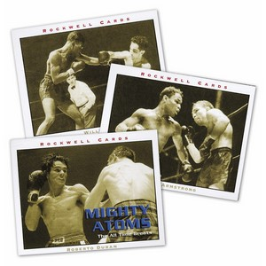 Mighty Atoms (Boxing) Large (RC175) Set of 10 cards