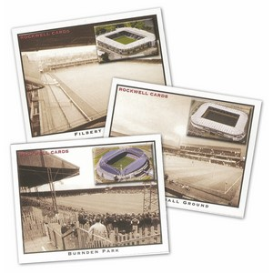 Relegated to History (Football) Large (RC178) Set of 10 card