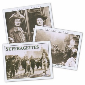 Suffragettes - Large (RC184) Set of 10 cards