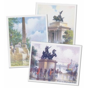 Picturesque London Reproduction Set of 25 cards