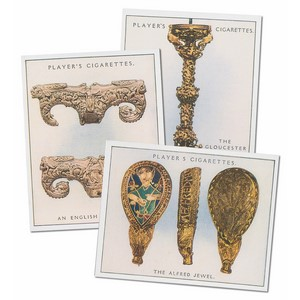 Treasures of Britain Reproduction Set of 24 cards