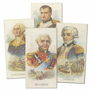 Leaders Reproduction Set of 25 cards