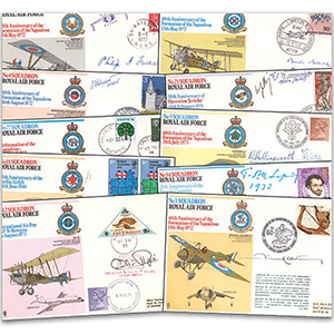 RAF Squadrons Collection