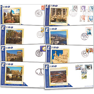 1999 15 Euro series Covers