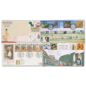 15 Miscellaneous First Day Covers (Non-Benham)