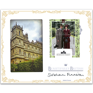 Downtown Abbey Collection Signed Siobhan Finneran
