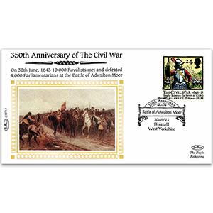 1643 Battle of Adwalton Moor - 350th Anniversary of the Civil War