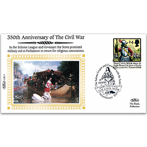 1643 The Solemn League - 350th Anniversary of the Civil War
