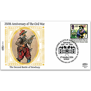 1644 The Second Battle of Newbury - 350th Anniversary of the Civil War