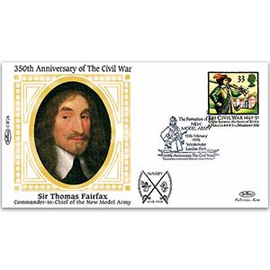 Sir Thomas Fairfax - 350th Anniversary of the Civil War