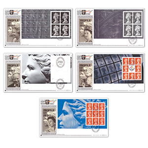 1999 Profile on Print PSB - Set of 5