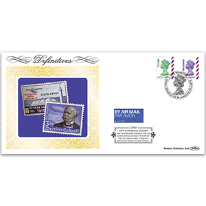 2010 Universal Stamps Definitive European and Worldwide 20g
