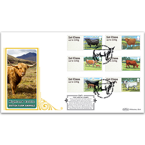 2012 Post & Go Cattle Definitive Cover