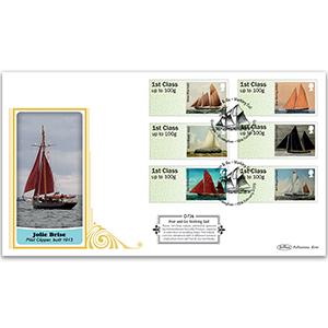 2015 Post & Go Working Sail Definitve Cover